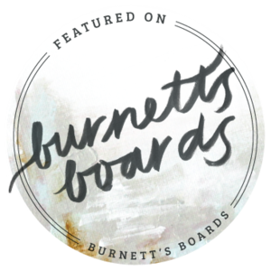 brunettes boards badge